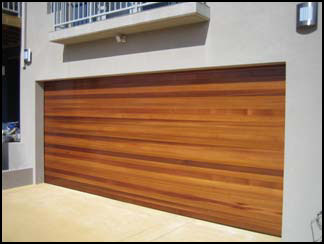 Custom Timber Garage Doors A K Doors Sydney